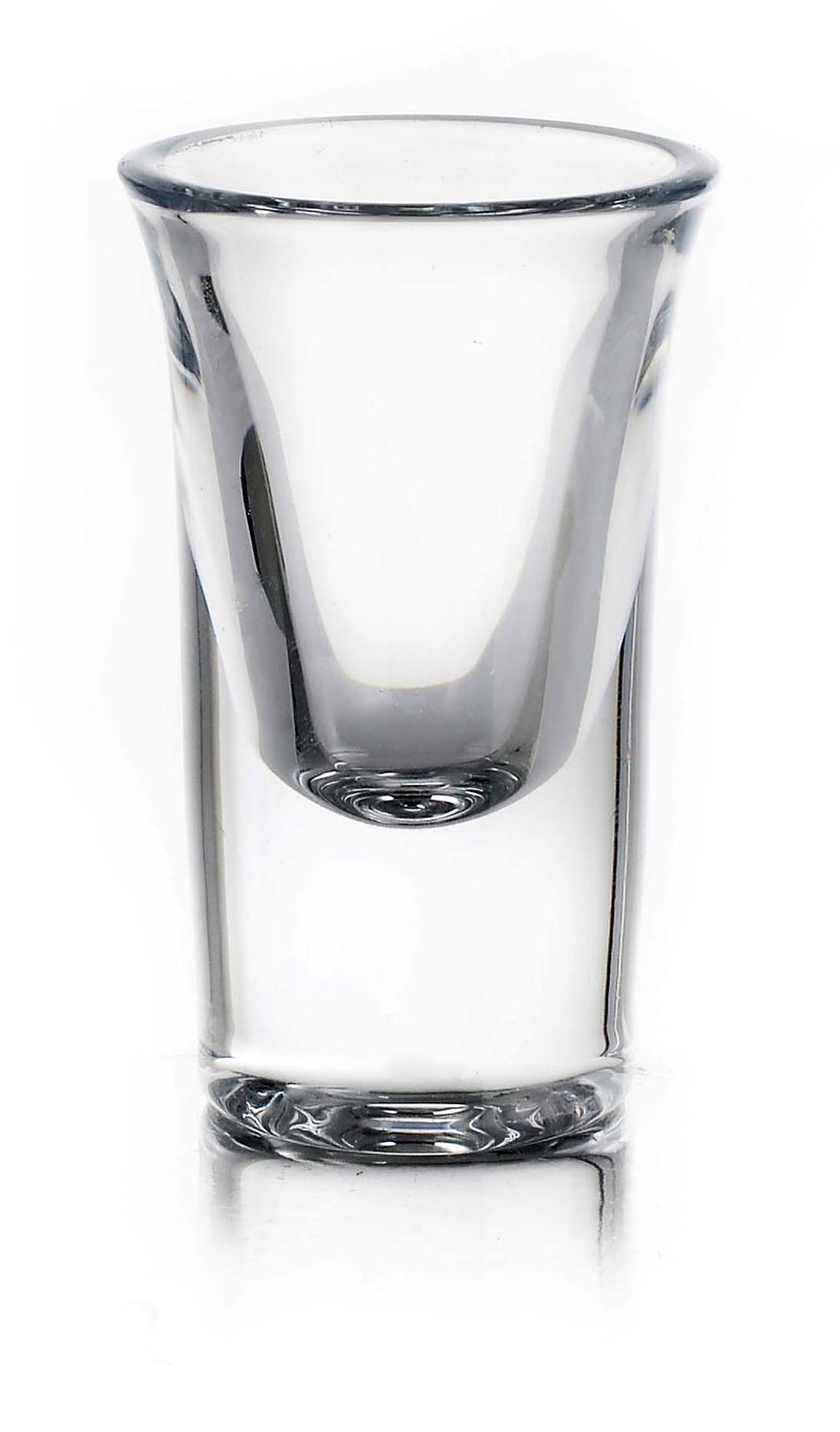 Metropolitan - Chicago Heavy Base,Shot Glass,Metropolitan Glassware