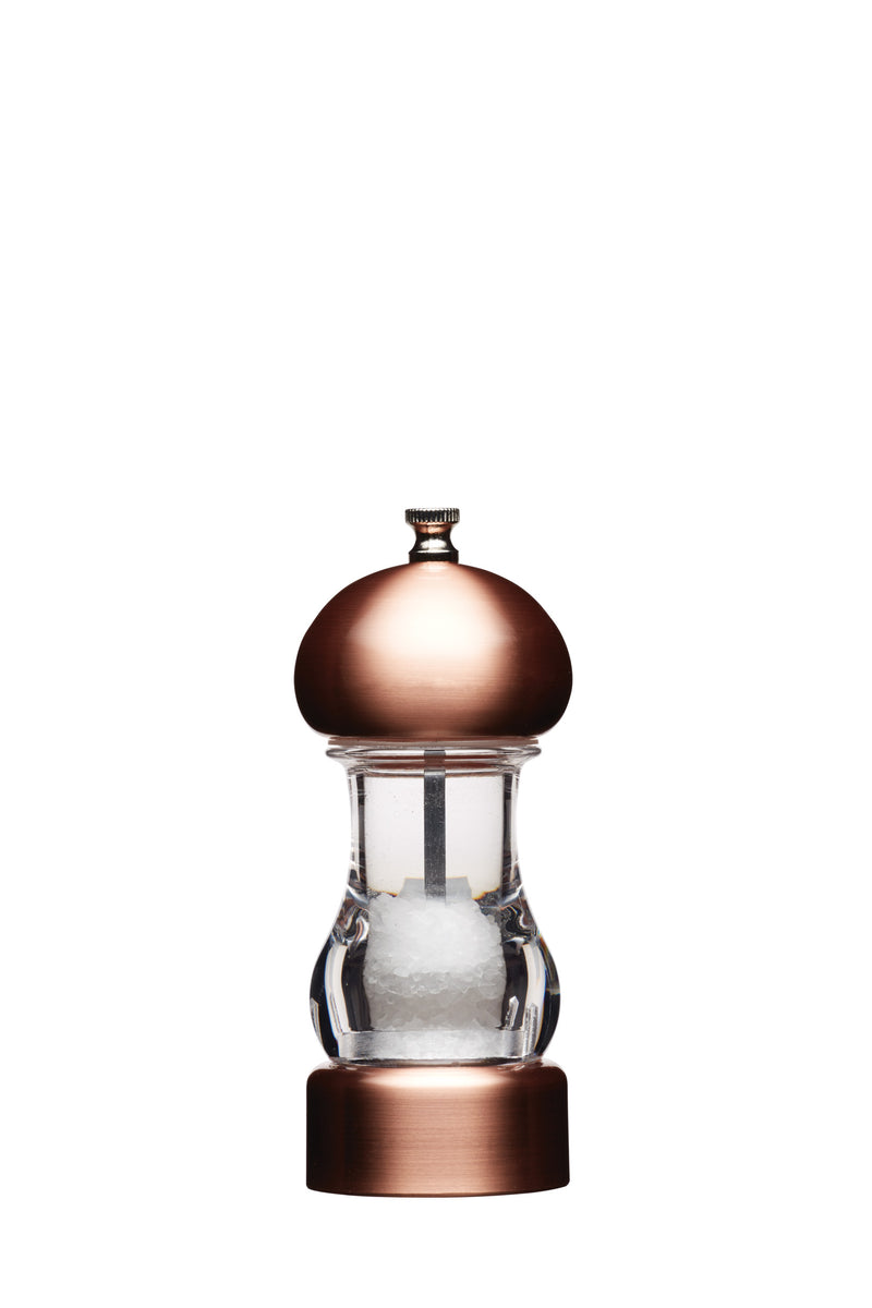 Kitchencraft Copper Effect Capstan Mills  Salt,Salt & Pepper Mill,Kitchencraft
