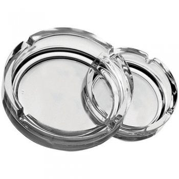 Glass Ashtrays Clear Stackable,Ash Tray,busyCHEF