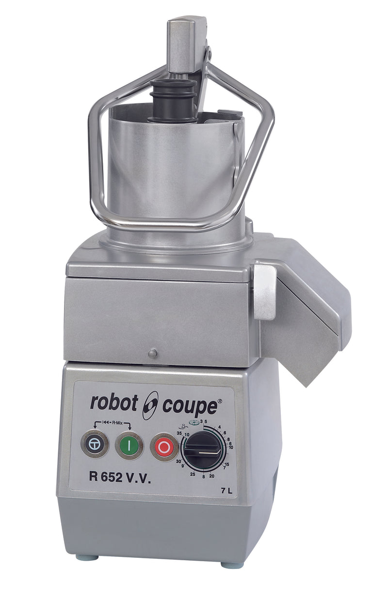 Robot Coupe R 652 V.V. Cutter & Vegetable slicer