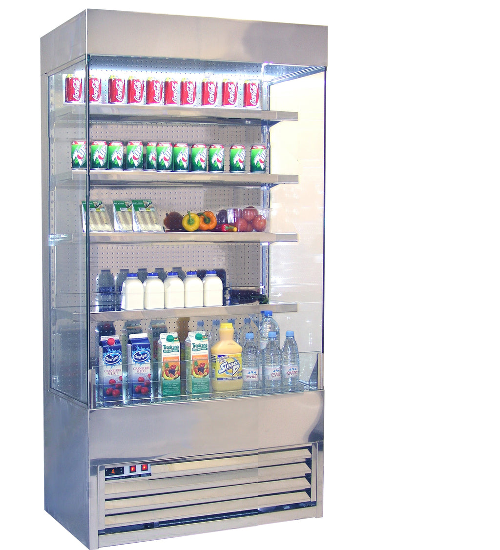 Frost-Tech Refrigerated 600mm DepthMultideck - 1000mm,Multideck,Frost Tech