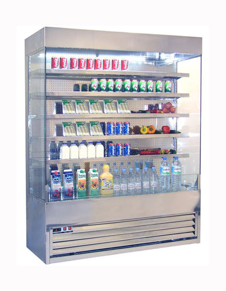 Frost-Tech Refrigerated 600mm DepthMultideck - 1500mm,Multideck,Frost Tech