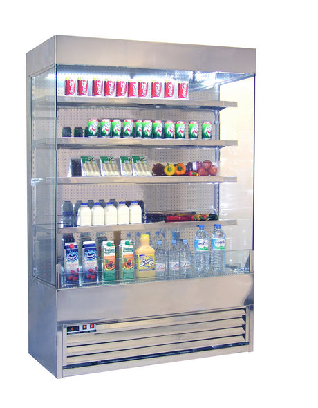Frost-Tech Refrigerated 600mm DepthMultideck - 1800mm,Multideck,Frost Tech