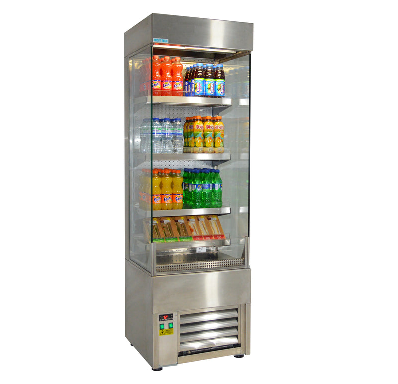 Frost-Tech Refrigerated 600mm Depth Multideck - 600mm,Multideck,Frost Tech