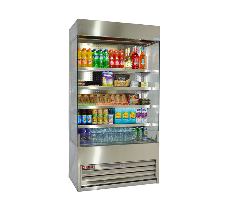 Frost-Tech Refrigerated 750mm Depth Multideck - 1000mm,Multideck,Frost Tech