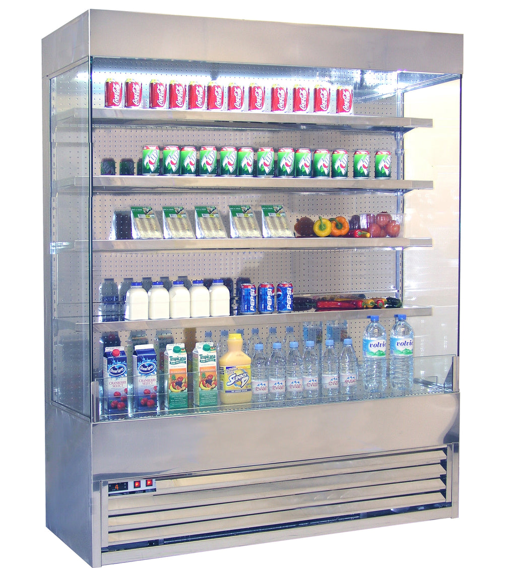 Frost-Tech Refrigerated 750mm Depth Multideck - 1500mm,Multideck,Frost Tech