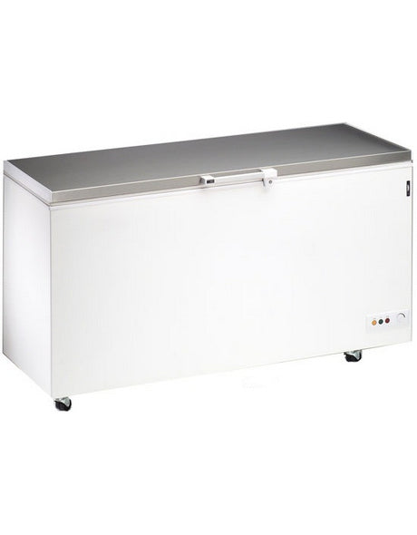 Blizzard Stainless Steel Lid Chest Freezer - 675 Litre,Chest Freezer,Blizzard