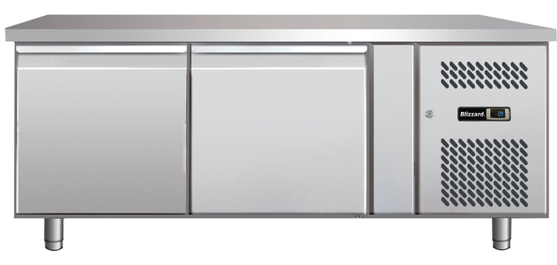 Blizzard Low Hight Snack Refrigerated Counter - 172 Litre,Counter Refrigeration,Blizzard