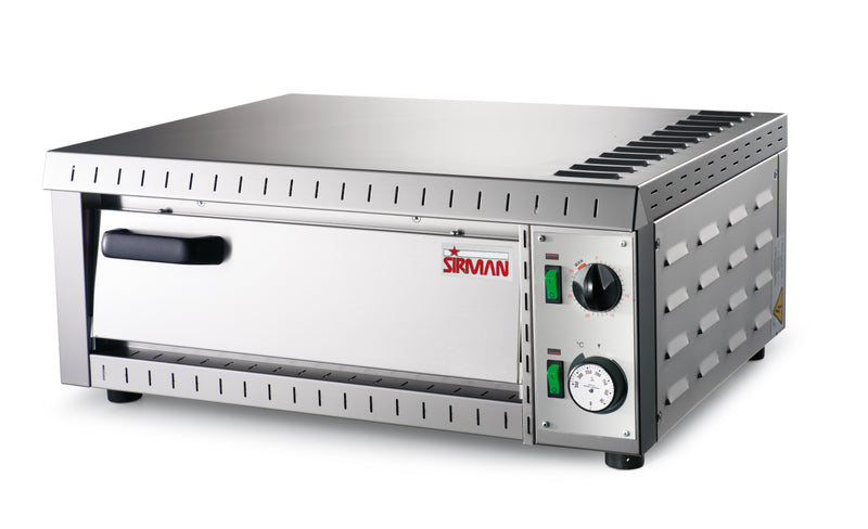 Sirman Stromboli Single Pizza Oven - 1.6KW,Pizza Oven,Sirman