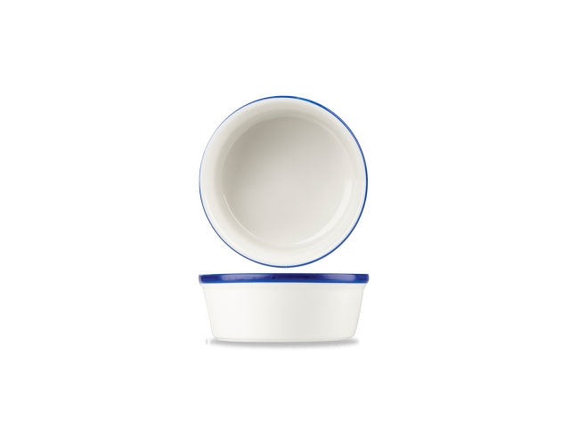 Churchill Retro Blue Ramekin,Ramikin,Churchill