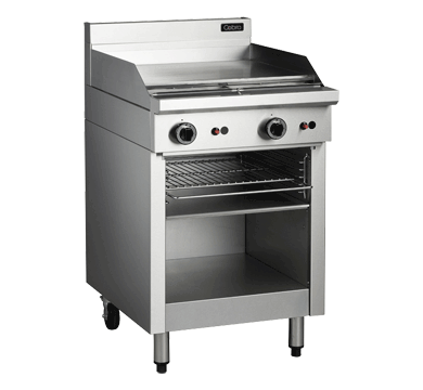 Cobra CT6 600mm Gas Griddle Toaster,Cooktops - Gas,Blue Seal
