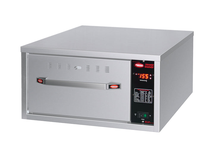 Hatco HDW-1BN Freestanding Single Drawer Warmer 749W x 575D x 279H (mm) 3kW,Drawer Warmers,Hatco