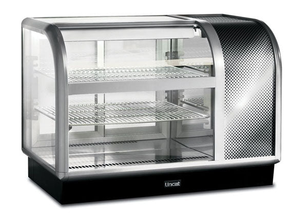 Seal C6R/105BL Curved Front Ref. Merchandiser,Refrigerated Displays,Lincat