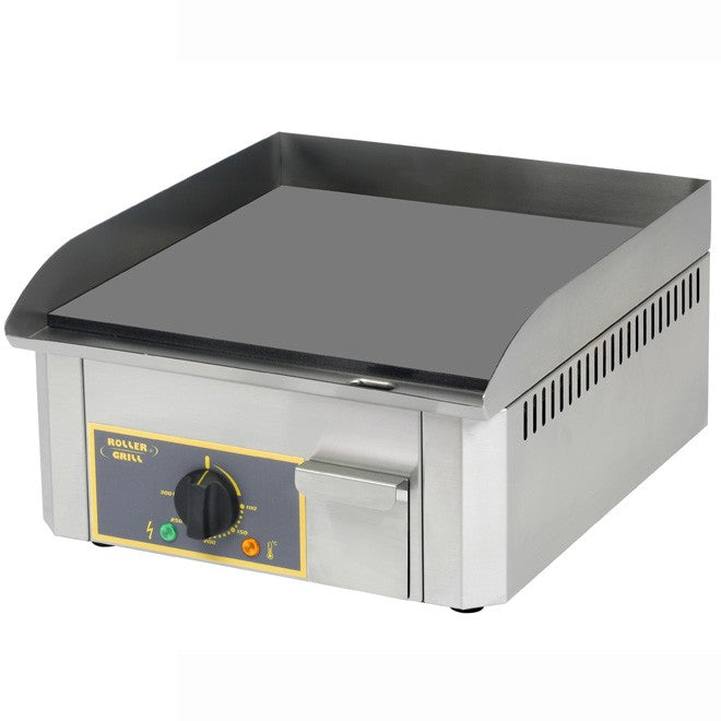 Roller Grill PSR400E Electric Griddle 400W x 475D x 230H (mm) 3kW,Griddles - Electric,Roller Grill