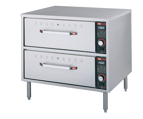 Hatco HDW-2 Freestanding Two Drawer Warmer 749W x 575D x 537H (mm) 3kW,Drawer Warmers,Hatco