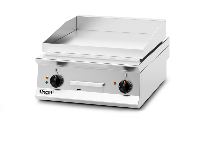 Lincat OE8205 Electric griddle Steel Plate - Dual Zone,Griddles - Electric,Lincat