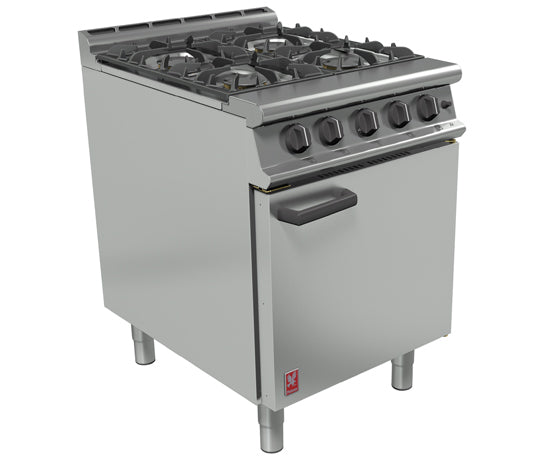Falcon G3161 Gas Four Burner Open Top Range,Oven Ranges,Falcon