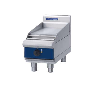 Blue Seal Evolution Series E512C-B - 300mm Electric Griddle,Griddles - Electric,Blue Seal