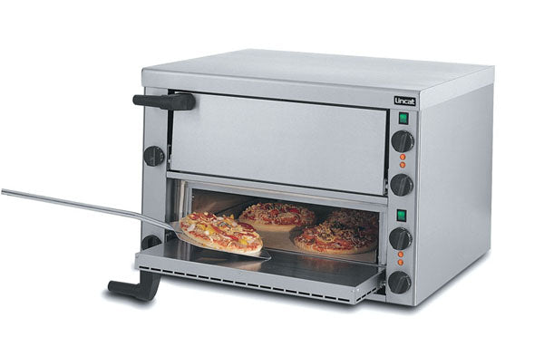 Lincat PO89X Electric Pizza Oven Twin deck,Pizza Ovens,Lincat