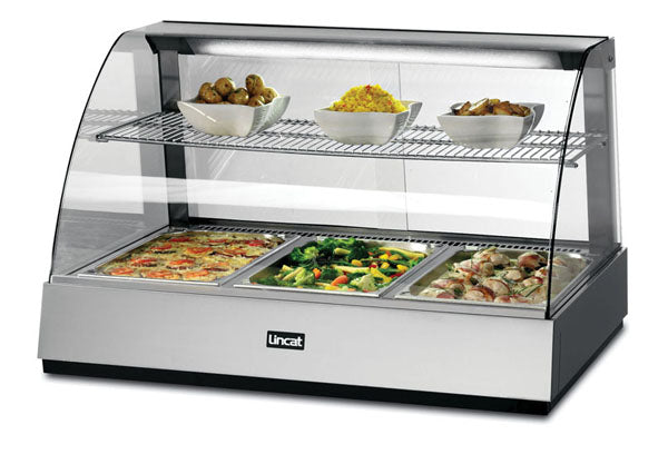 Seal SCH1085 Food Display Showcase Heated,Heated Display,Lincat