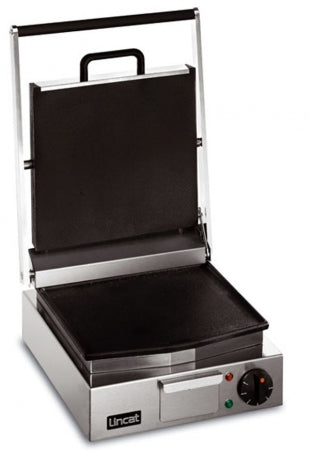 Lincat LCG Electric Contact Grill Single - smooth top and bottom,Pannini Grills,Lincat
