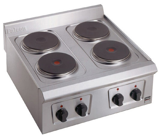 Falcon LD2 Electric Four Hotplate Boiling Top,Boiling Tops & Hobs,Falcon