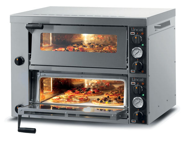 Lincat PO425-2 Electric Pizza Oven Twin deck,Pizza Ovens,Lincat
