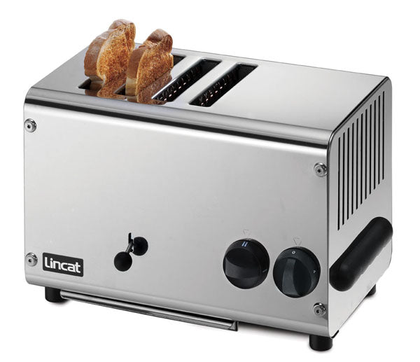 Lincat LT4X Electric Slot toaster four slot,Toasters,Lincat
