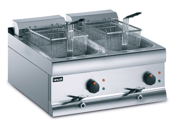 Lincat DF612 Electric Fryer,Fryers - Electric,Lincat