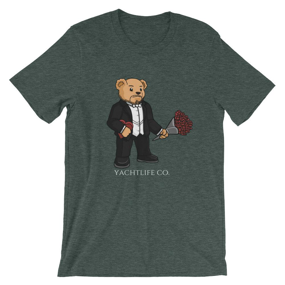 Tuxedo Edition Erwin Bear Classic Fit-T - YACHTLIFE CO.