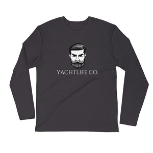 The Yachtlife Co. Fitted Long Sleeve - YACHTLIFE CO.