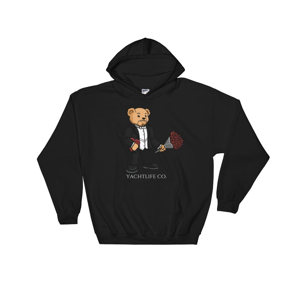 Tuxedo Erwin The Bear Hoodie (Limited Editions) - YACHTLIFE CO.