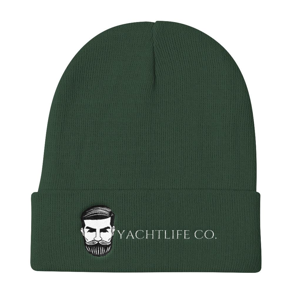 Mr.Yachtlife Premium Knit Beanie - YACHTLIFE CO.