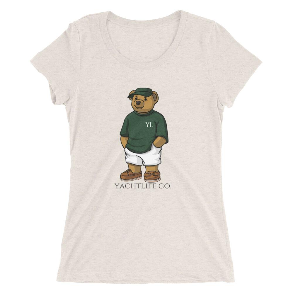Casual Anthony Ladies' Short Sleeve T-Shirt - YACHTLIFE CO.