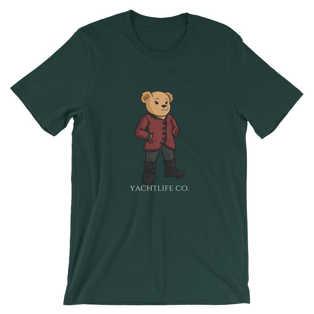Sofia The Bear Premium T-Shirt - YACHTLIFE CO.