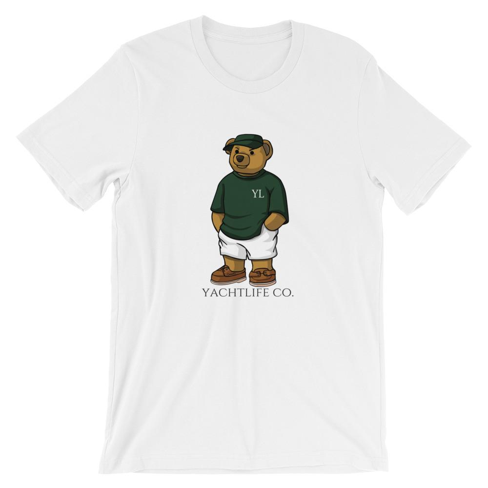 Casual Anthony Classic Fit T-Shirt - YACHTLIFE CO.
