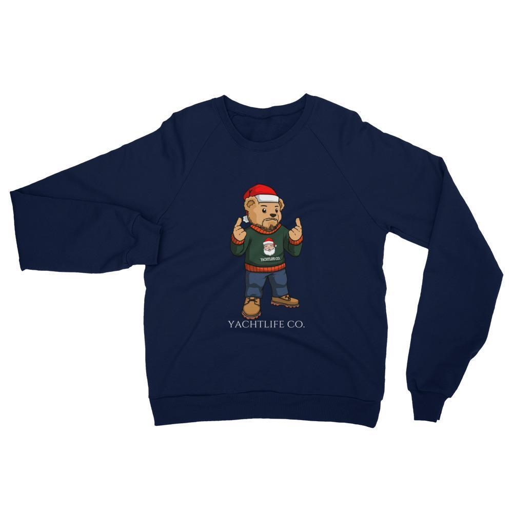 The Erwin Bear Crewneck (Christmas Limited Edition) - YACHTLIFE CO.