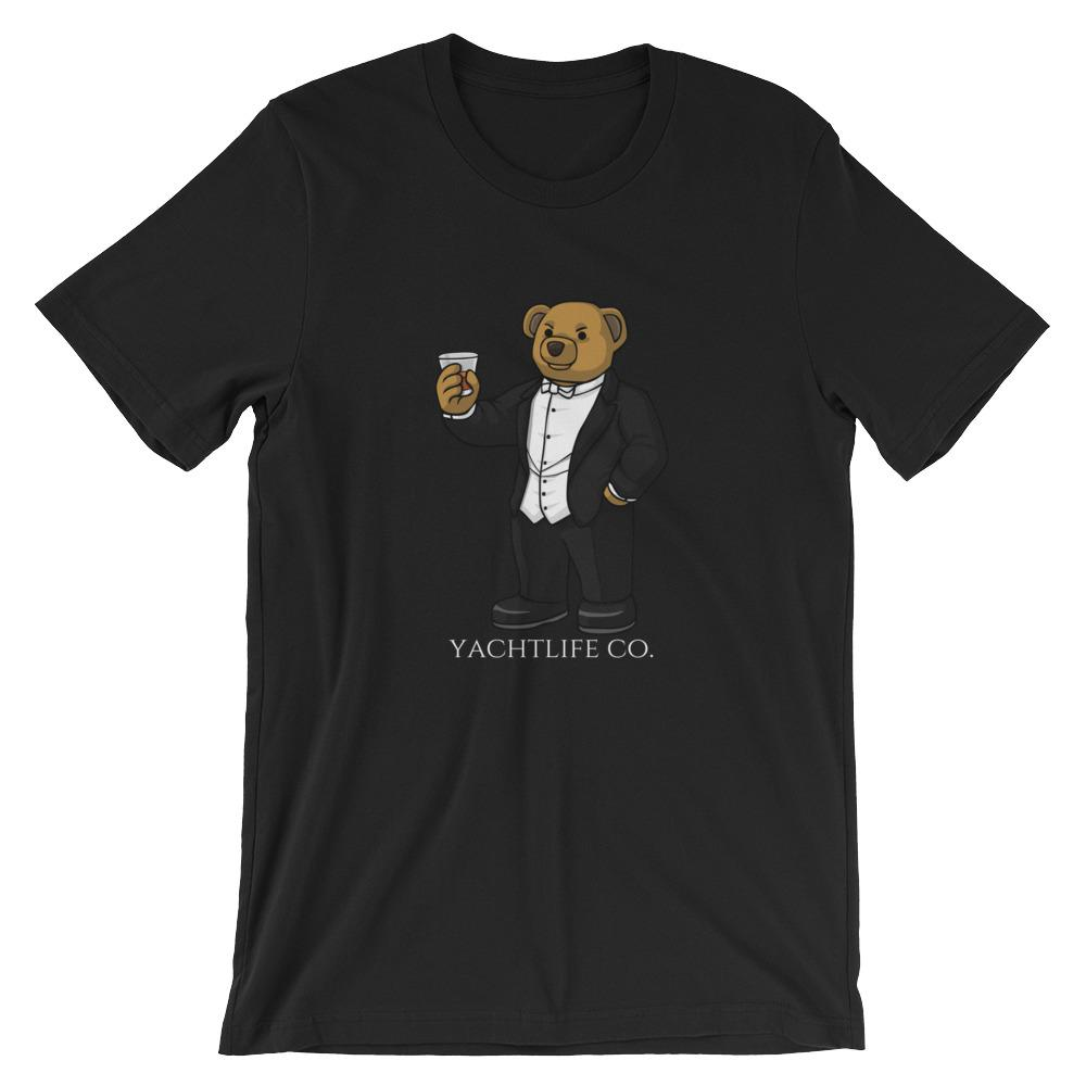 Tuxedo Anthony Classic Fit T-Shirt - YACHTLIFE CO.