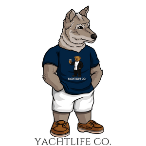 Thomas The Wolf Crewneck - YACHTLIFE CO.
