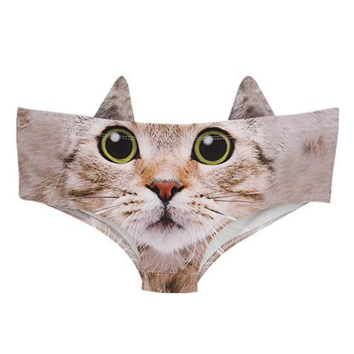Naughty Cat Underwears - MeowUp