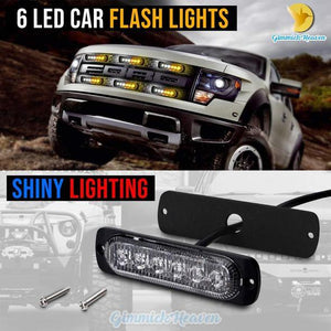 Car Strobe Flash Lights