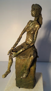 Seated Nude Bronze (2018)