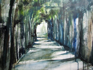 End of Tunnel [en plein air] (2018)