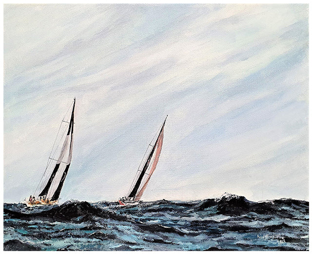 Sailing Out (2019)