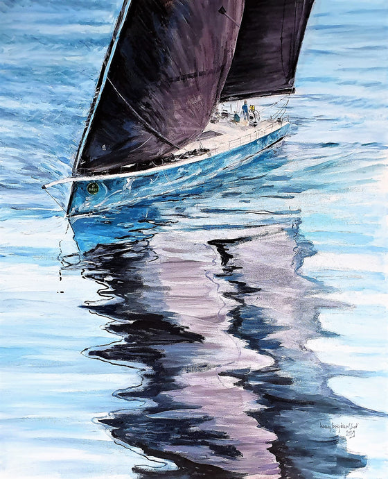 Sailing in the Calm (2019)