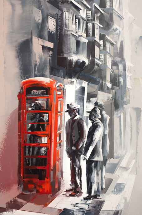 Red Telephone Box (2018)