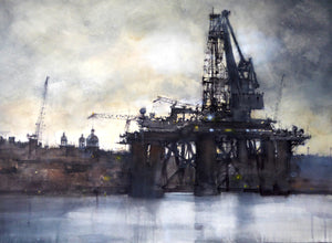 Rig in Harbour (2017)