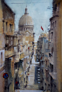 Old Mint Street, Valletta (2018)
