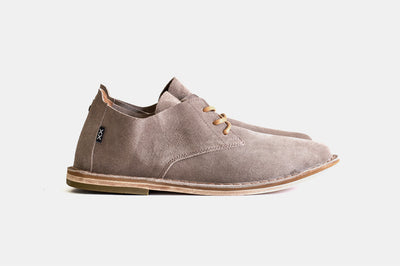 Angur Suede Taupe