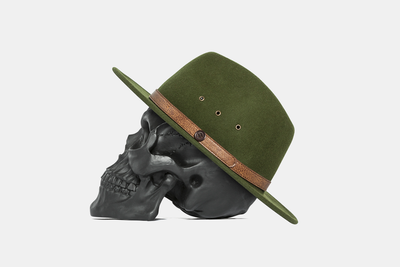 Sombrero Jungle Green